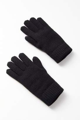 Urban Outfitters Flat Knit Chenille-Lined Glove