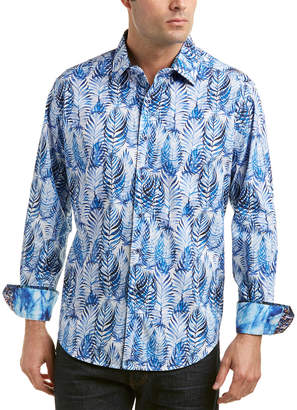 Robert Graham Ewing Classic Fit Woven Shirt