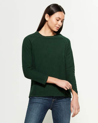 Research Code By Never Enough Green Forest Brave Dirty Long Sleeve Sweater