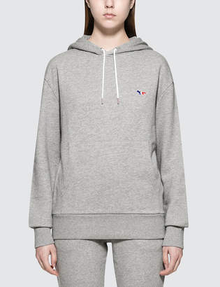 MAISON KITSUNÉ Tricolor Fox Patch Hoodies