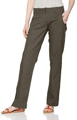 Bos. & Co. Auteurs du Monde Women's ATRM-30047050 Trousers, Green Bosco, Size: Small