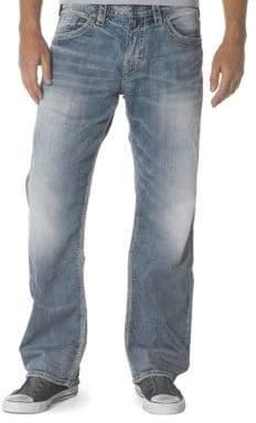 Silver Jeans Gordie Straight-Leg Jeans