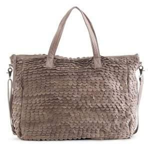 Day & Mood Jamie Leather Weekender Bag