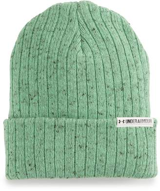 dc3e703a3ad Under Armour Women s Boyfriend Ribbed Cuff Beanie