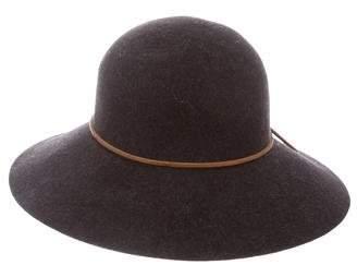 Rag & Bone Dunaway Wool Felt Hat