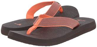 Sanuk Yoga Mat Webbing Women's Sandals