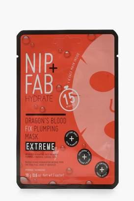 boohoo Nip + Fab Plumping Face Mask