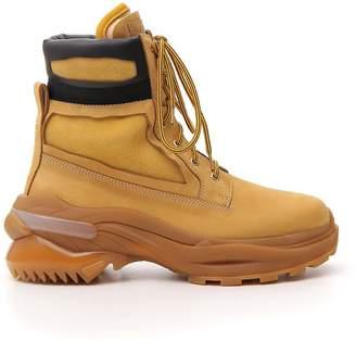 Maison Margiela Chunky Sole Ankle Boots