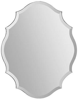 "One Kings Lane Penelope 22""x28"" Wall Mirror - Glass"