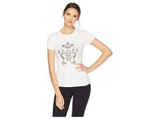 Spiritual Gangster Lotus Tally T-Shirt