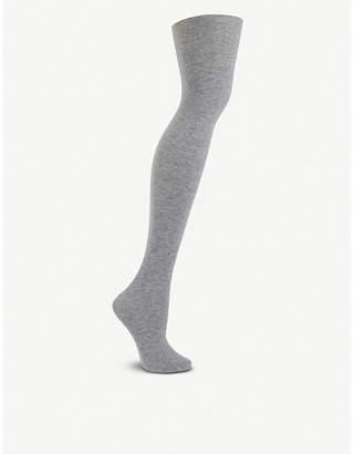 Falke Sensual Cashmere 50 denier cotton-blend tights