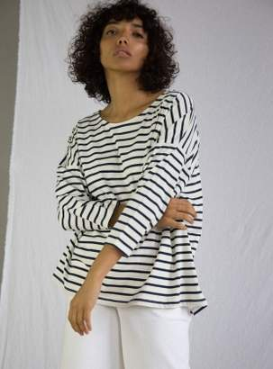 Beaumont Organic ROSIE Organic Cotton Breton Top - sold out