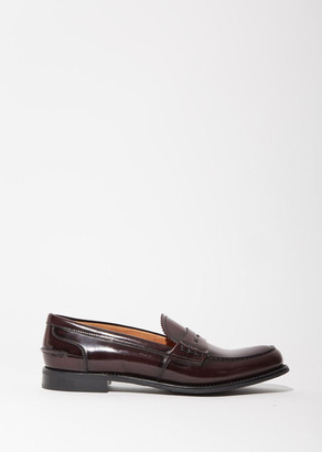 Church's Sally Loafers $570 thestylecure.com