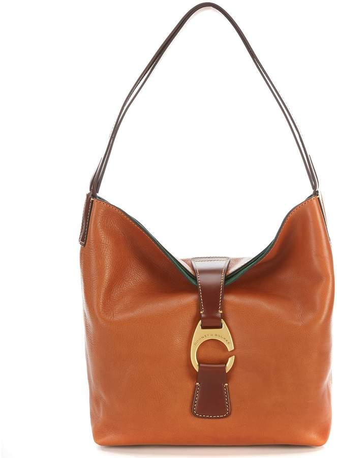 Dooney & Bourke Derby Florentine Collection Hobo Bag