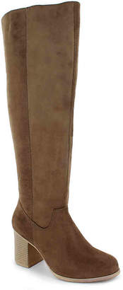 DOLCE by Mojo Moxy Andrea Wide Calf Over The Knee Boot - Women's