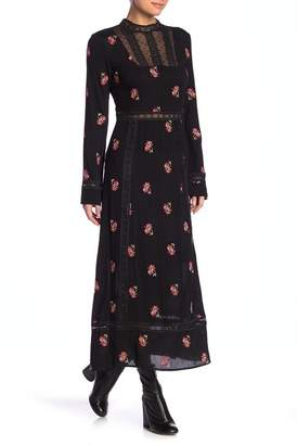 Endless Rose Embroidered Maxi Dress