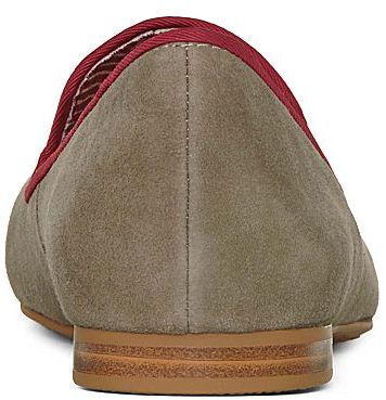 JCPenney jcpTM Hue Suede Smoking Slippers