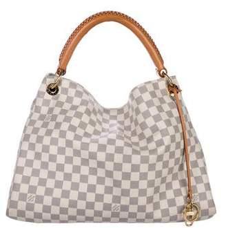 6d3c9366500e Louis Vuitton White Tote Bags - ShopStyle