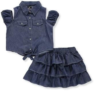 Dollhouse Big Girls' 2-Piece Outfit - , 10-12