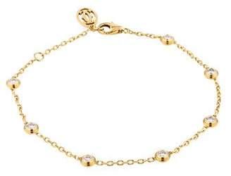 Cartier 18K Diamants Légers Bracelet