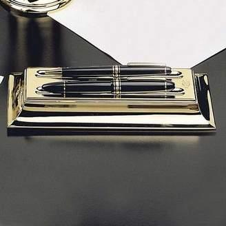 El Casco NEW Double Pen Holder Gold