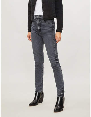 SLVRLAKE Beatnik skinny high-rise denim jeans