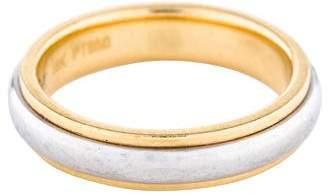Ring Two-Tone Wedding Band