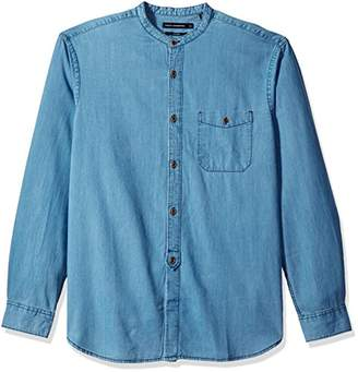 French Connection Men's The Three Ages of Denim Loose