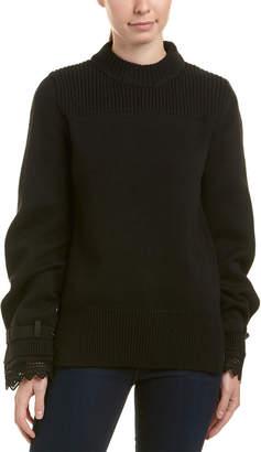 Moncler Crewneck Wool Sweater