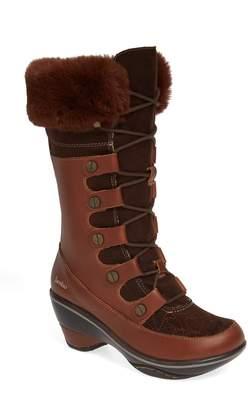 Jambu Cruiser Faux Fur Trim Boot