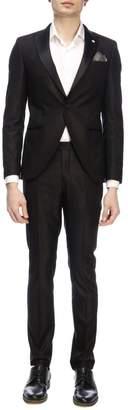 Manuel Ritz Suit Suit Men
