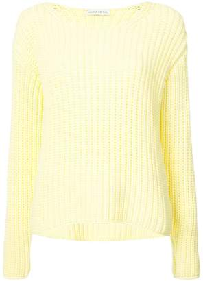 Mansur Gavriel ribbed oversized sweater