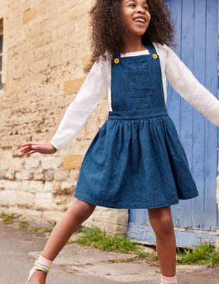 Boden Dungaree Dress
