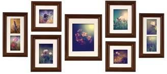 Red Barrel Studio Cabarite 7 Piece Create a Gallery Picture Frame Set
