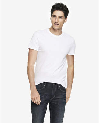 Express cotton crew neck tees 2 pack