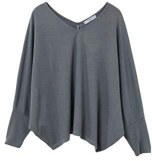 MANGO Modal t-shirt