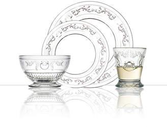 La Rochere Versailles 24 Piece Glass Dinner Set