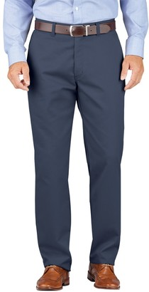 Dickies Men's Relaxed-Fit Comfort-Waist Khaki Dress Pants