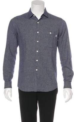 Patrik Ervell Knit Button-Up Shirt
