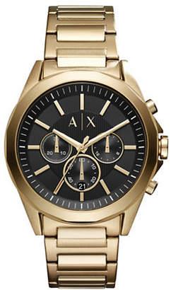 Armani Exchange Dress Drexler Chronograph Bracelet Watch