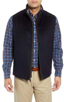 Peter Millar Darien Crown Fleece Wool & Cashmere Vest