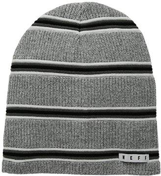 Neff Unisex-Adults Daily Stripe Beanie Hat Comfy Soft