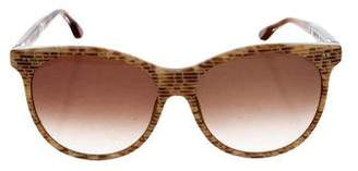 Thierry Lasry Screamy Oversize Sunglasses
