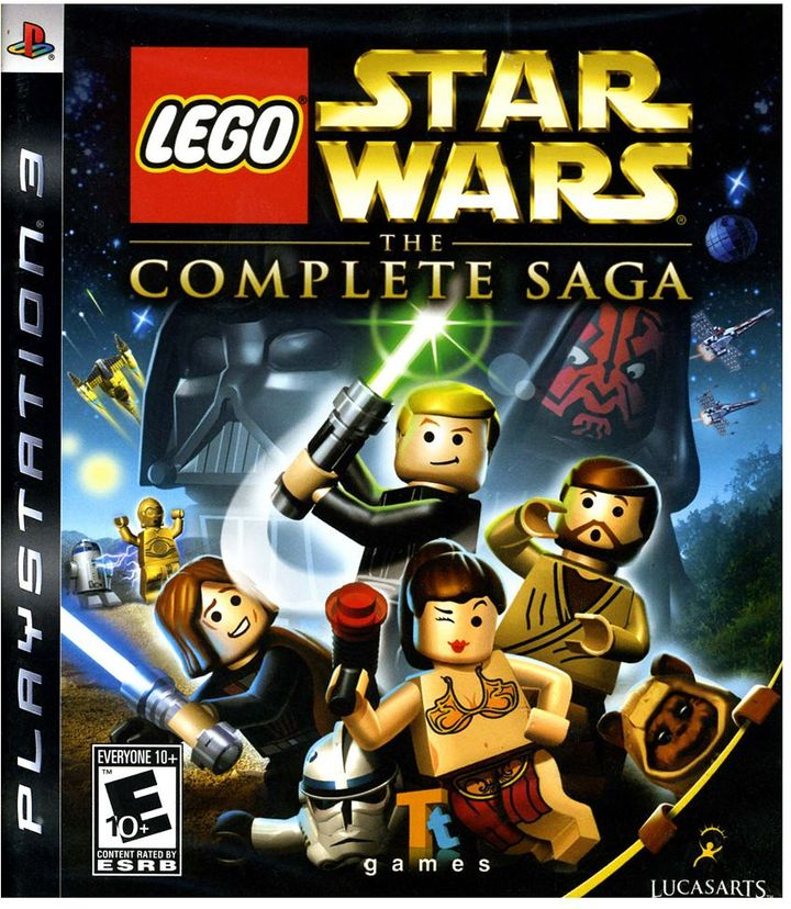 Star Wars Playstation ® 3 lego the complete saga
