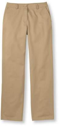 L.L. Bean L.L.Bean Wrinkle-Free Bayside Pants, Favorite Fit