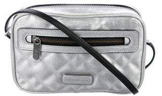 Marc by Marc Jacobs Metallic Quilted Crossbody Bag