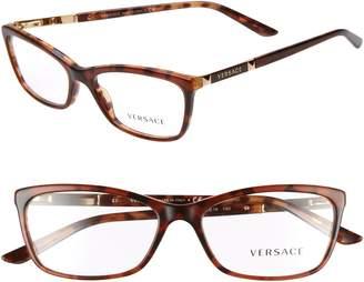 Versace 54mm Optical Glasses
