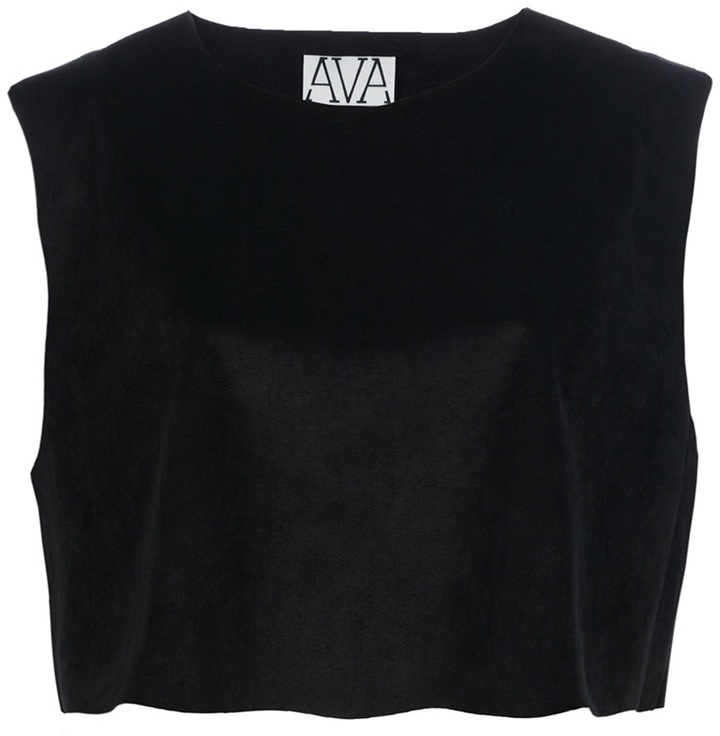 Ava Catherside 'CROPPED TOP'