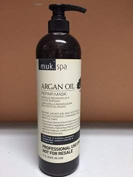 M:uk Muk Haircare Spa Argan Oil Repair Mask