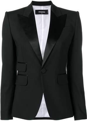 DSQUARED2 tuxedo blazer